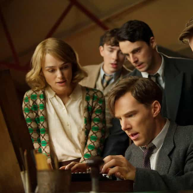 We're Going to Break the Unbre... is listed (or ranked) 2 on the list The Imitation Game Movie Quotes