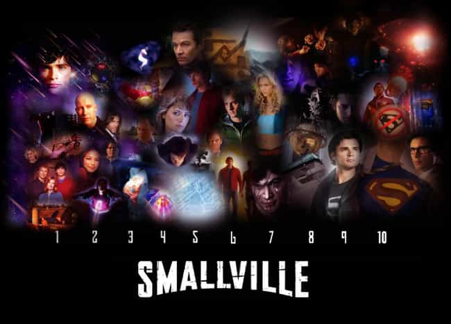 Sticking it Out for the Long H... is listed (or ranked) 2 on the list 31 Things You Never Knew About Smallville