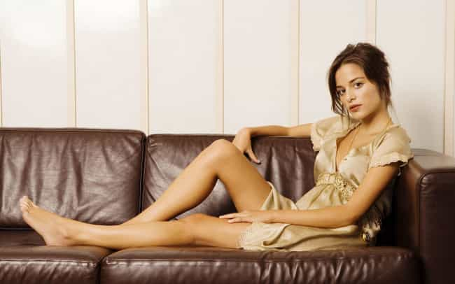 Stephanie Leonidas Relaxing On... is listed (or ranked) 1 on the list Hot Stephanie Leonidas Pics