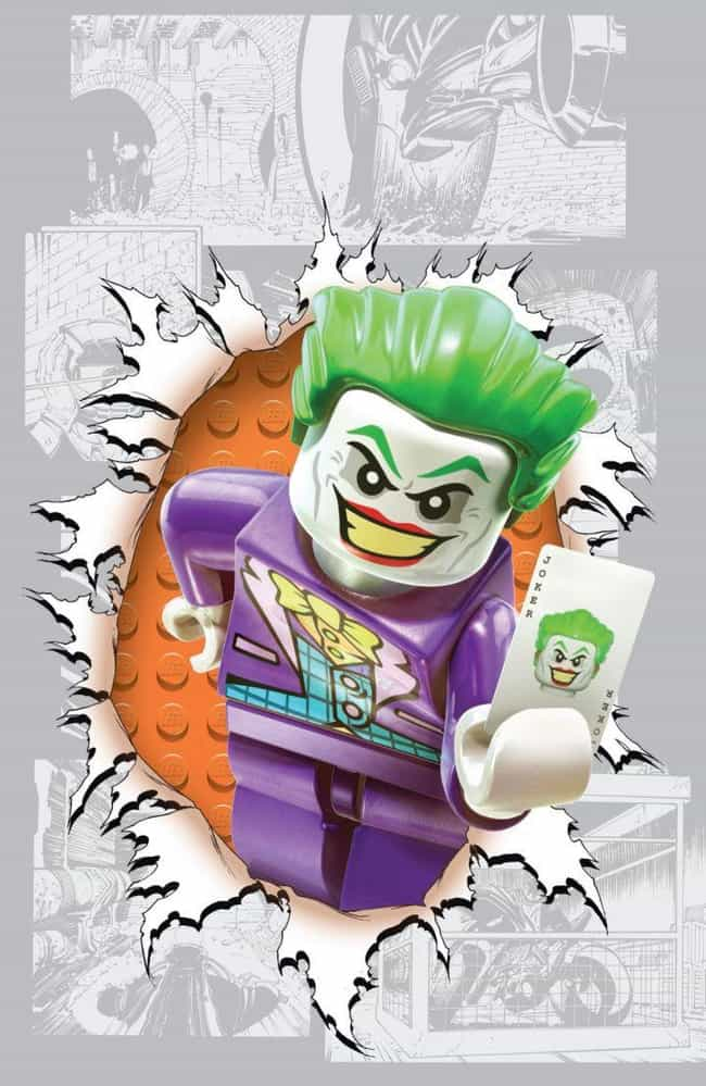 Batman #36 is listed (or ranked) 3 on the list The Best DC Comics Lego Covers