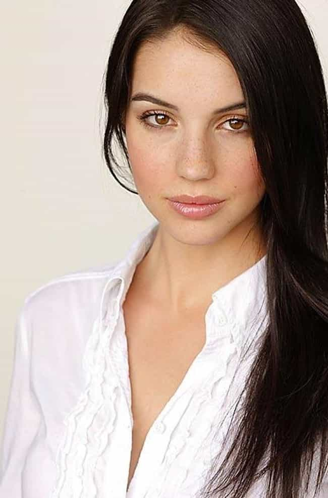 Adelaide Kane a White Collared... is listed (or ranked) 4 on the list The Most Stunning Adelaide Kane Photos