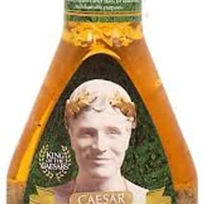 Newman's Own Caesar Dressi is listed (or ranked) 3 on the list The Very Best Newman's Own Salad Dressing Flavors