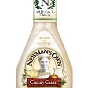 Newman's Own Creamy Caesar is listed (or ranked) 12 on the list The Very Best Newman's Own Salad Dressing Flavors