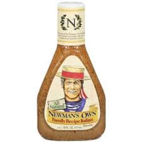 Newman's Own Family Recipe is listed (or ranked) 2 on the list The Very Best Newman's Own Salad Dressing Flavors