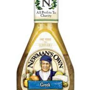 Newman's Own Greek Vinaigr is listed (or ranked) 7 on the list The Very Best Newman's Own Salad Dressing Flavors