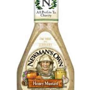 Newman's Own Honey Mustard is listed (or ranked) 17 on the list The Very Best Newman's Own Salad Dressing Flavors