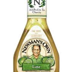 Newman's Own Lime Lite Vin is listed (or ranked) 14 on the list The Very Best Newman's Own Salad Dressing Flavors