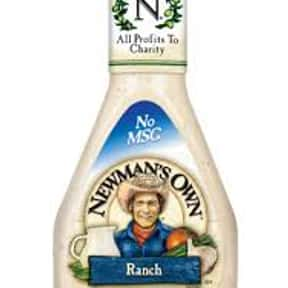 Newman's Own Ranch Dressin is listed (or ranked) 6 on the list The Very Best Newman's Own Salad Dressing Flavors