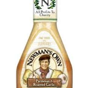 Newman's Own Parmesan and  is listed (or ranked) 13 on the list The Very Best Newman's Own Salad Dressing Flavors