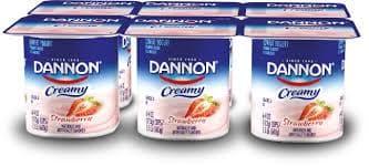 Image of Random Best Dannon Yogurt Flavors of All Time