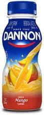 Dannon Drinks Mango on Random Best Dannon Yogurt Flavors