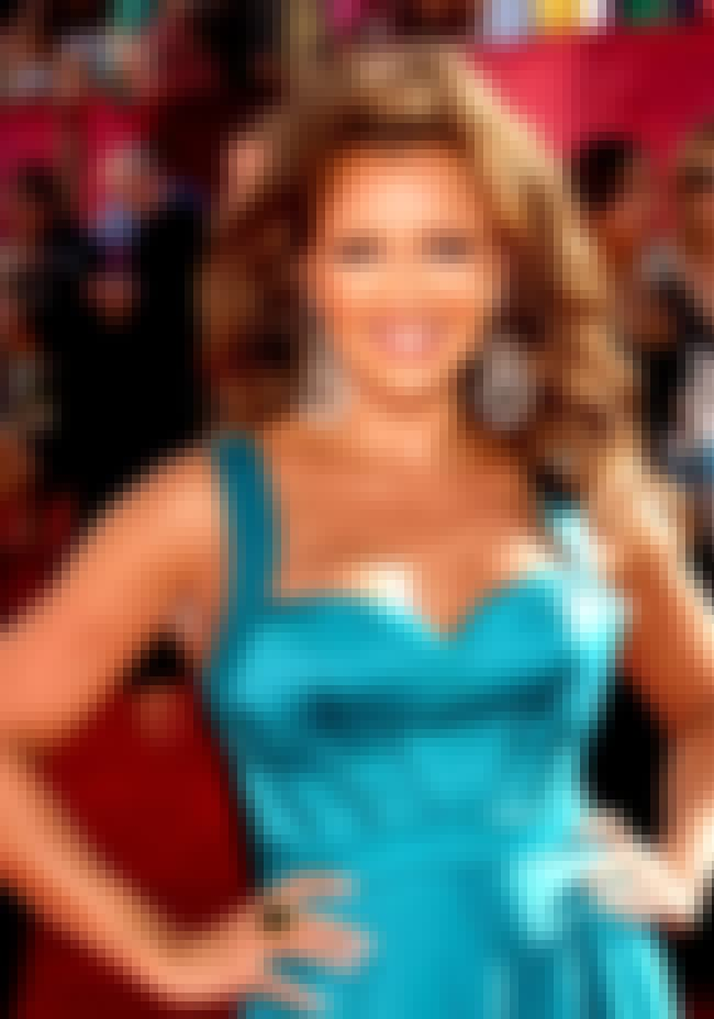 Vanessa Williams in Blue Dress is listed (or ranked) 4 on the list Hottest Vanessa Williams Photos