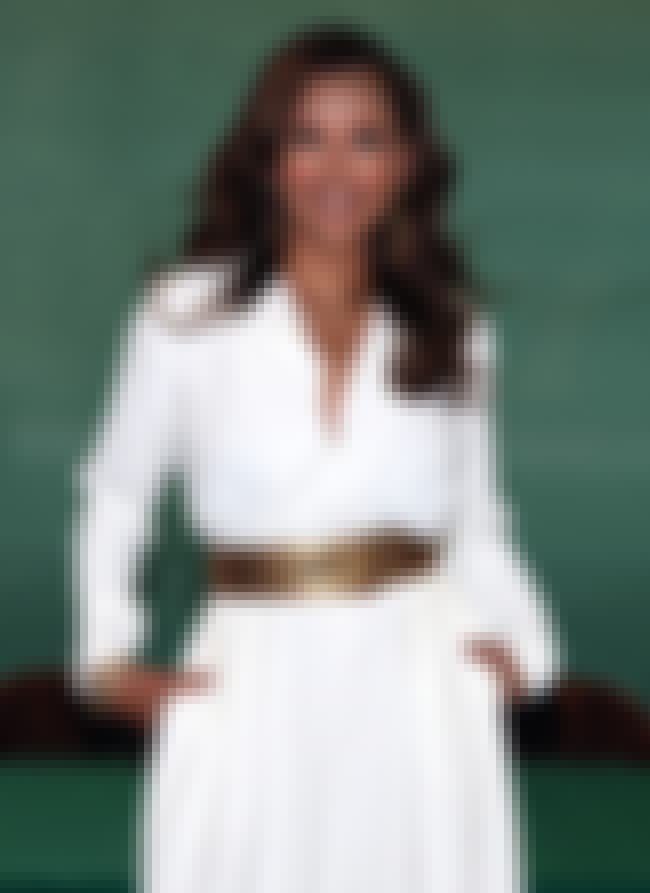 Vanessa Williams in White Belt... is listed (or ranked) 4 on the list Hottest Vanessa Williams Photos