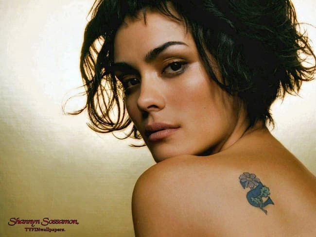 Shannyn Sossamon Showing His F Is Listed Or Ranked 14 On