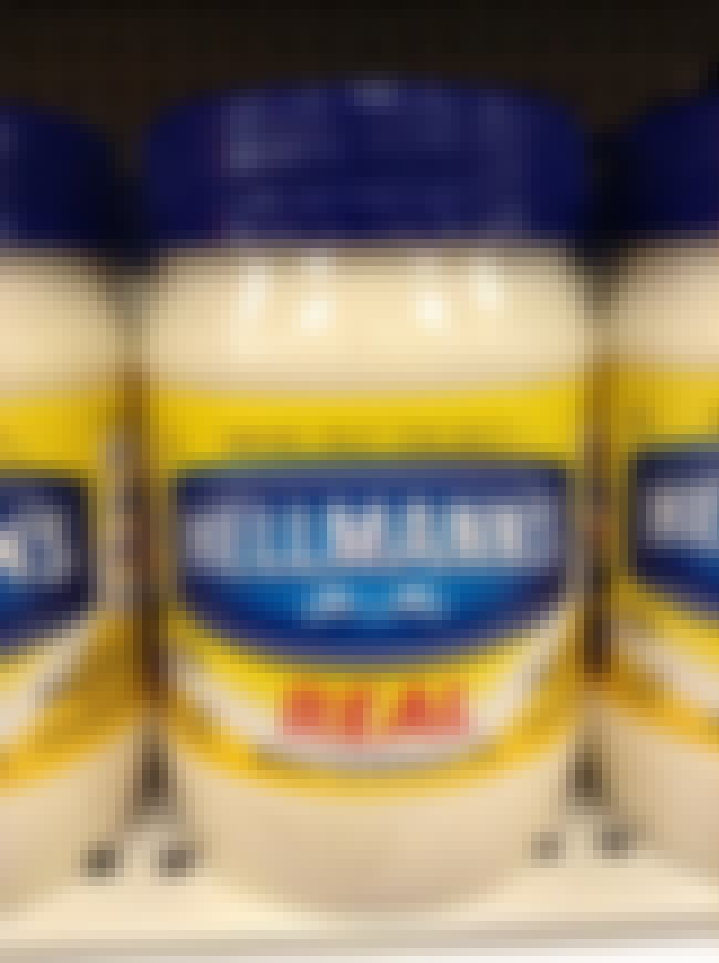 Hellmann's Owner Sues Competit... is listed (or ranked) 4 on the list The Dumbest Lawsuits In Recent History