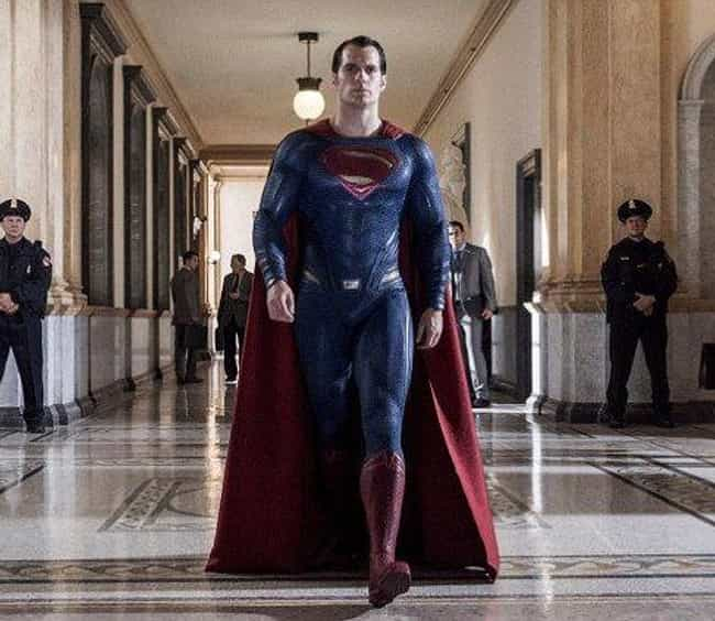 Henry Cavill - Batman v Superm... is listed (or ranked) 2 on the list The Best Superman Costumes & Suits Of All Time