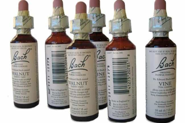 Bach Flower Remedies is listed (or ranked) 4 on the list Popular Alternative Therapies That Are Nonsense