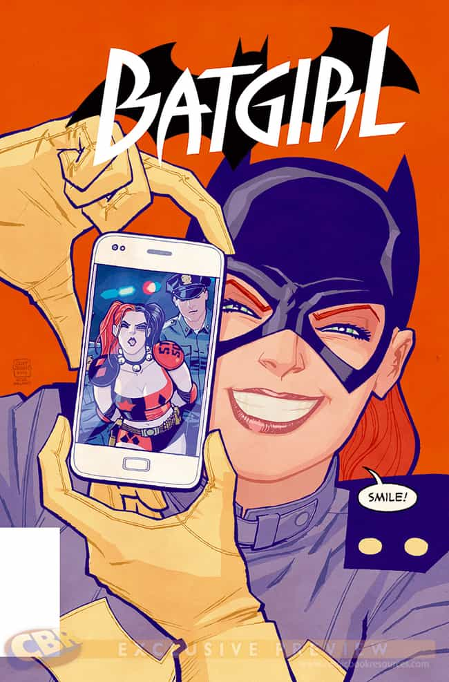 Cheese! is listed (or ranked) 2 on the list The Best Harley Quinn Variant Covers