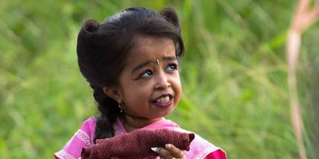 Jyoti Amge Is Considered... is listed (or ranked) 3 on the list 29 Facts You Didn't Know About American Horror Story