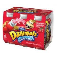 Image of Random Best Danimals Yogurt Flavors