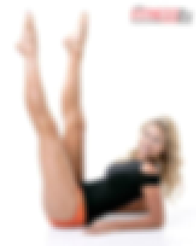 Stacy Keibler Two Legs Up is listed (or ranked) 4 on the list Stacy Keibler Feet Pics