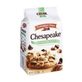 Pepperidge Farm Chesapeake Dar is listed (or ranked) 16 on the list The Best Cookies Made by Pepperidge Farm