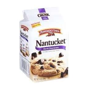 Pepperidge Farm Nantucket Dark is listed (or ranked) 14 on the list The Best Cookies Made by Pepperidge Farm