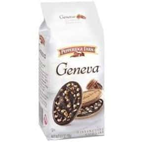 Pepperidge Farm Geneva Cookies is listed (or ranked) 8 on the list The Best Cookies Made by Pepperidge Farm