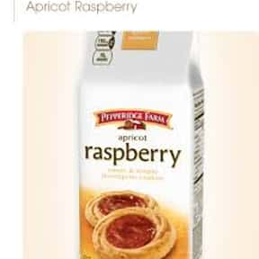 Pepperidge Farm Apricot Raspbe is listed (or ranked) 19 on the list The Best Cookies Made by Pepperidge Farm