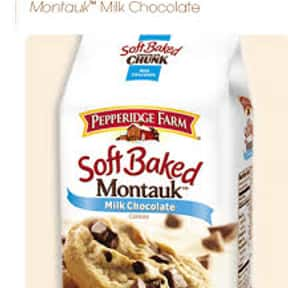 Pepperidge Farm Montauk Milk C is listed (or ranked) 17 on the list The Best Cookies Made by Pepperidge Farm