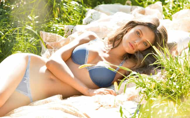 Bianca Balti in Blue is listed (or ranked) 2 on the list Hottest Bianca Balti Photos