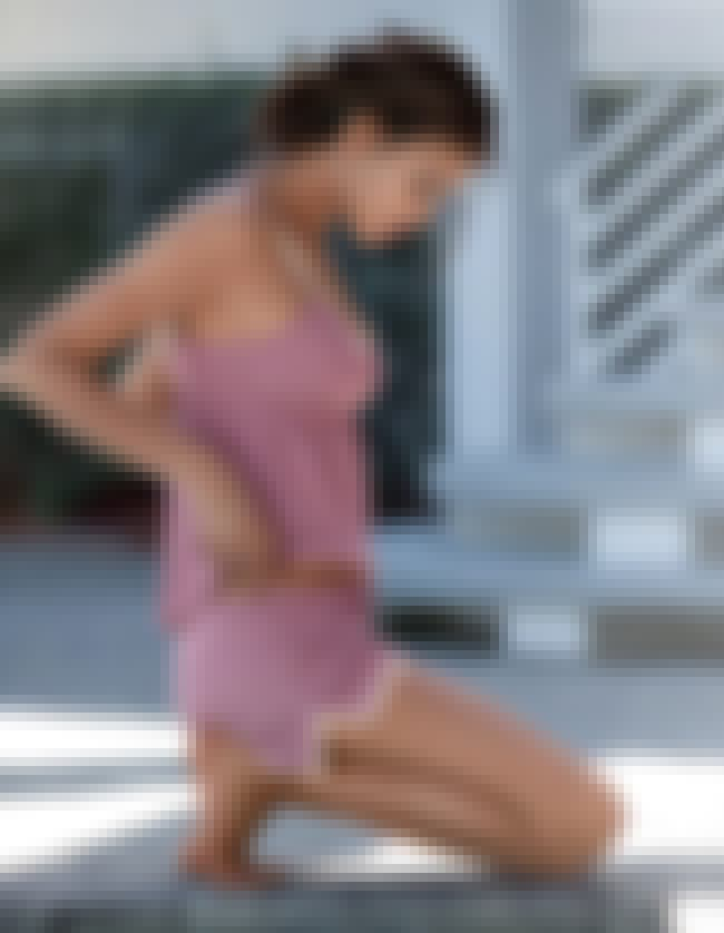 Irina Shayk Kneeling On The Gr... is listed (or ranked) 4 on the list Irina Shayk Feet