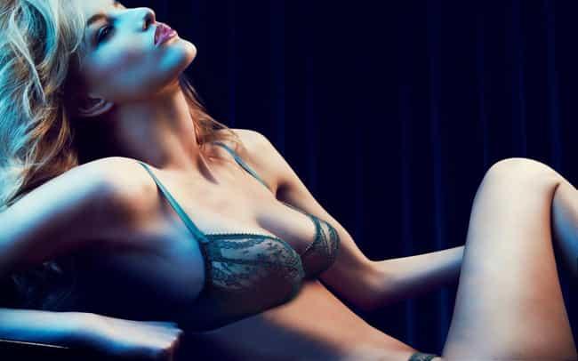 Michaela Kocianova Wearing Lac... is listed (or ranked) 4 on the list Hottest Michaela Kocianova Photos
