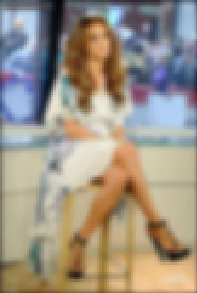 Jennifer Lopez One Leg Over Th... is listed (or ranked) 6 on the list Jennifer Lopez Feet