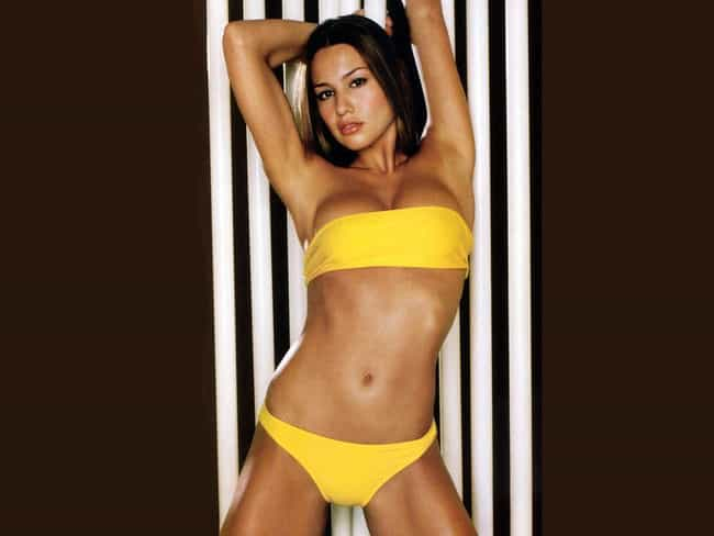Carolina Ardohain in Yellow St... is listed (or ranked) 3 on the list Hottest Carolina Ardohain Photos