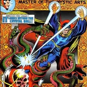 Doctor Strange: Master of the  is listed (or ranked) 9 on the list The Best Doctor Strange Versions Of All Time