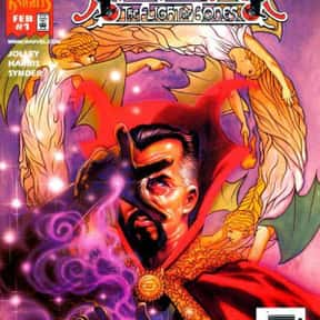 Doctor Strange: The Flight of  is listed (or ranked) 25 on the list The Best Doctor Strange Versions Of All Time