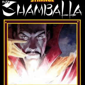 Doctor Strange: Into Shamballa is listed (or ranked) 7 on the list The Best Doctor Strange Versions Of All Time