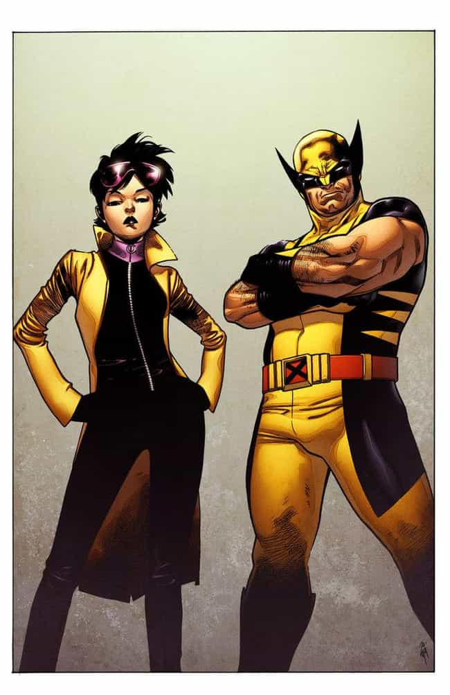 He Mentors Several Femal... is listed (or ranked) 3 on the list 19 Things You Didn't Know About Wolverine