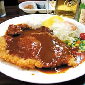 Donkatsu is listed (or ranked) 18 on the list The Best Korean Food