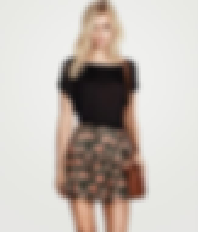 Frida Aasen Wears a Black Blou... is listed (or ranked) 4 on the list Hottest Frida Aasen Photos