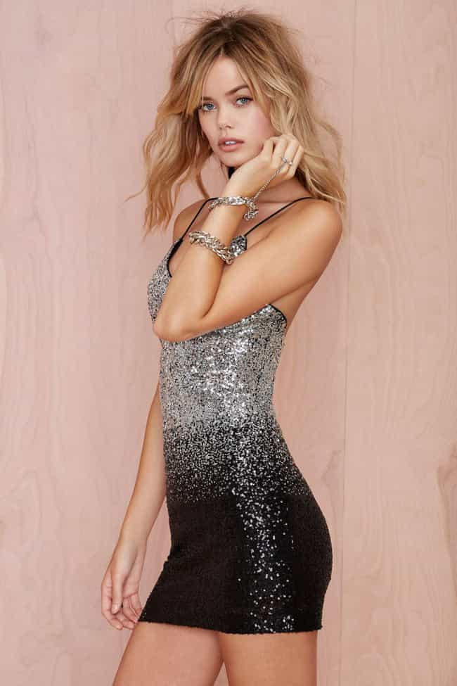 Frida Aasen in a Sequenced Sha... is listed (or ranked) 1 on the list Hottest Frida Aasen Photos
