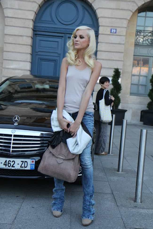 Ginta Lapina in a Tank Top and... is listed (or ranked) 3 on the list Hottest Ginta Lapina Photos