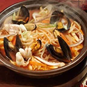 Jjamppong is listed (or ranked) 14 on the list The Best Korean Food