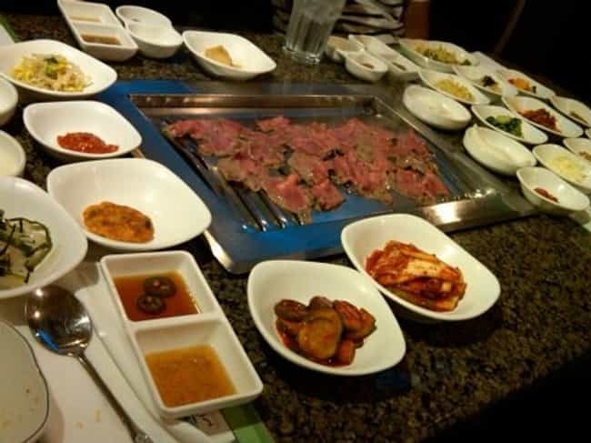 Soowon Galbi is listed (or ranked) 2 on the list The Best Korean BBQ in Los Angeles