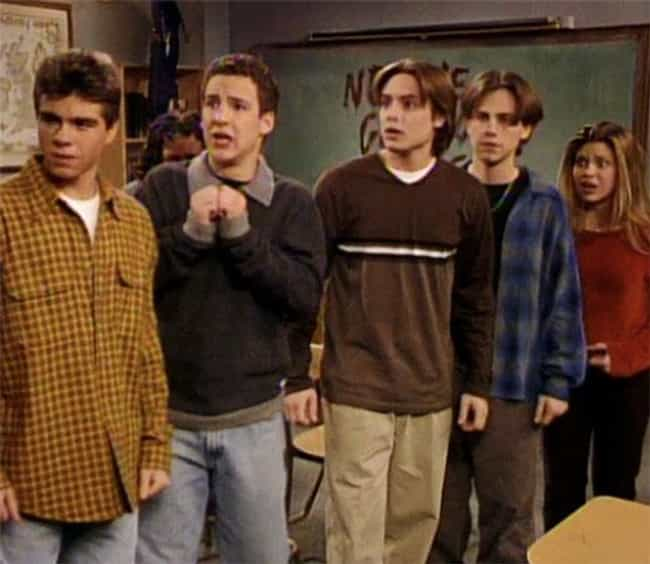 Shawn And Eric Couldn't Just B... is listed (or ranked) 4 on the list 26 Things You Didn't Know About Boy Meets World