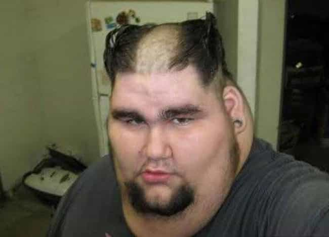 Most Embarrassing Hairstyles Ever Photos Of Bad Haircuts