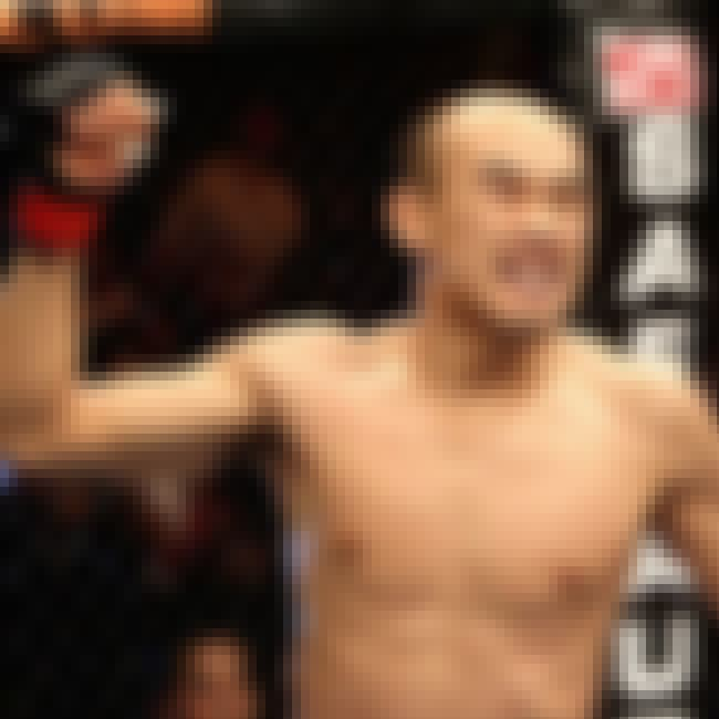 Tiequan Zhang: 48 Seconds is listed (or ranked) 24 on the list The Quickest UFC Submissions of All Time