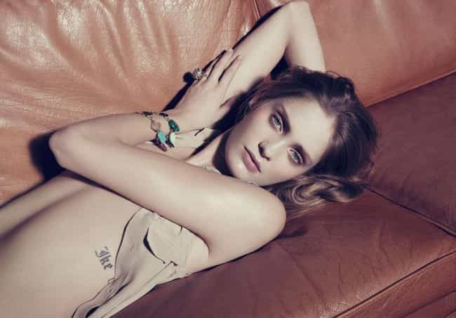Heidi Mount Laying on a Couch is listed (or ranked) 2 on the list Hottest Heidi Mount Photos