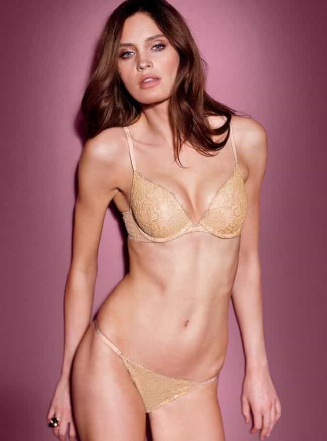 Heidi Mount in Cream Colored U... is listed (or ranked) 3 on the list Hottest Heidi Mount Photos
